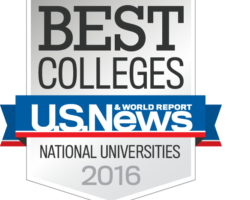 Best Colleges & World Report 2016